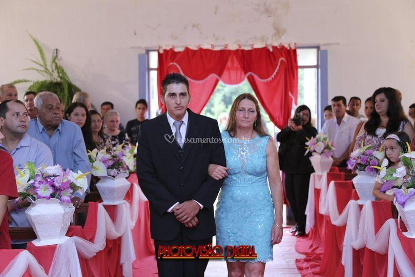 Casamento Aline e Leandro
