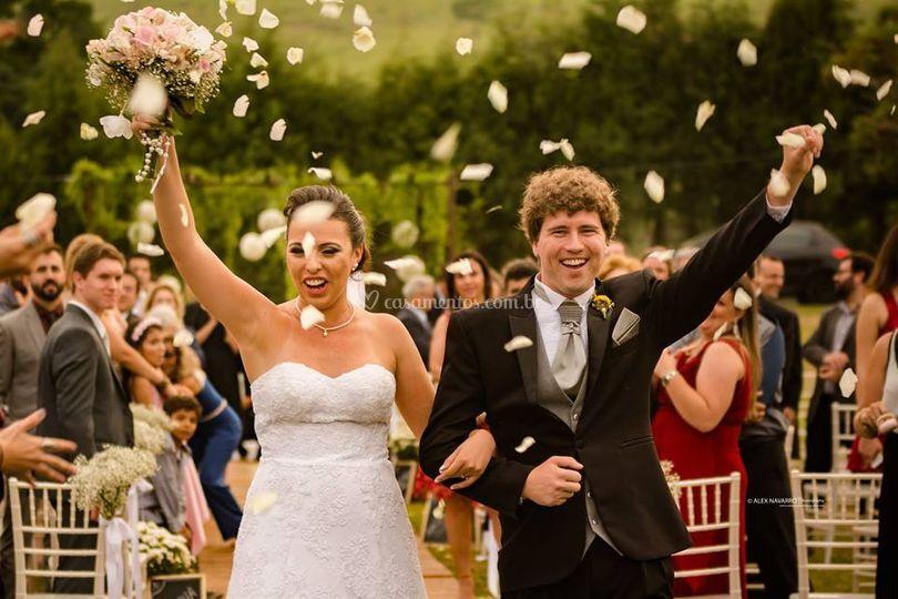 Casamento Etore e Lais