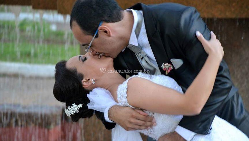 Casamento Claudiele e Alan