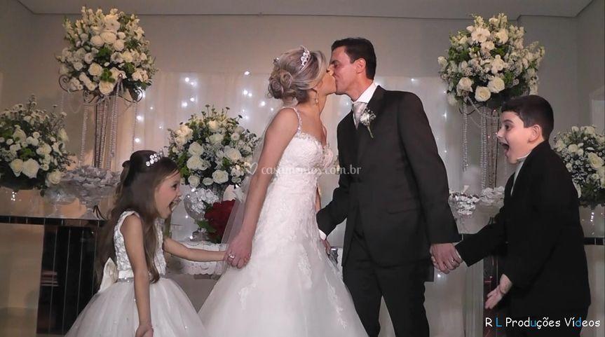 Casamento Daiane e Sidney