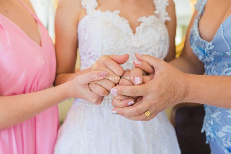 Mãos lindas