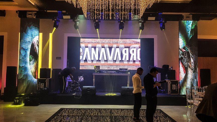 Estrutura DJ Canavarro