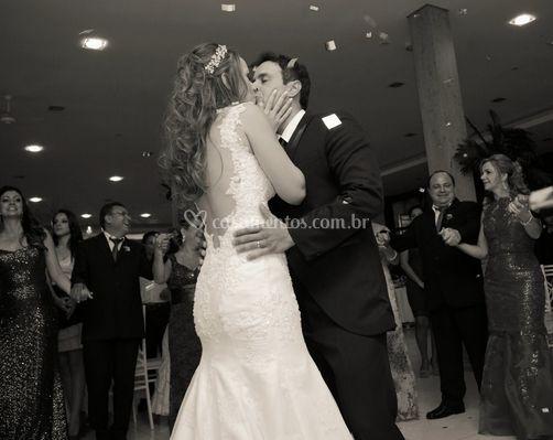 Nosso primeiro beijo