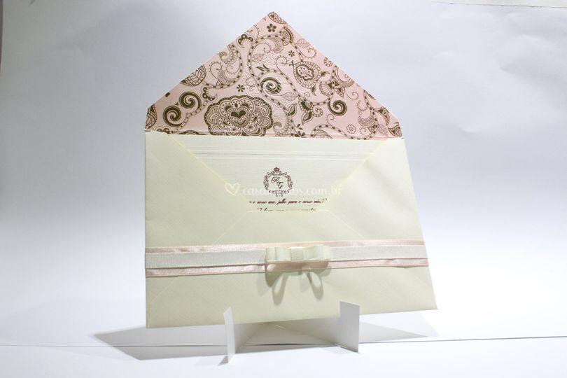 Envelopes estampados
