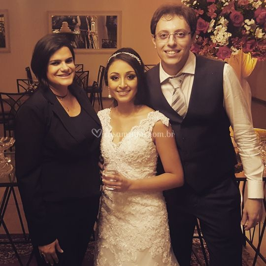 Casamento Crislaine e Breno