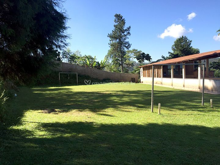 Campo de futebol (modular)