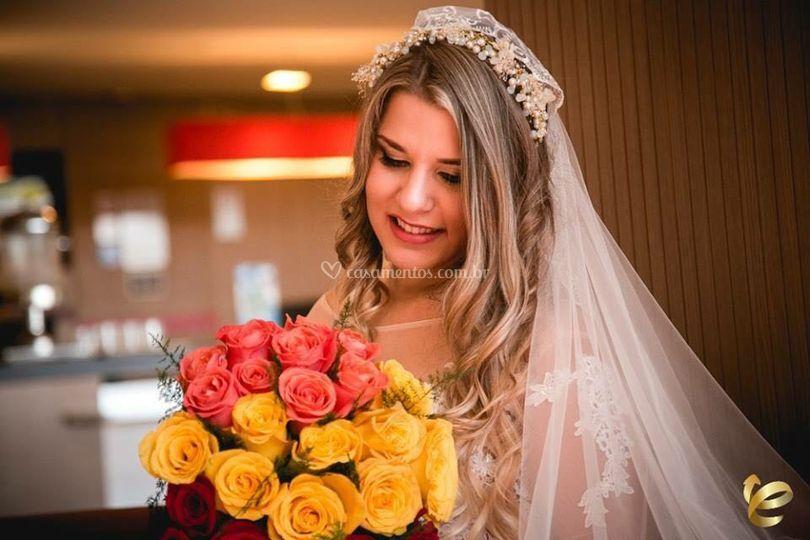 Noiva Carla Mafra