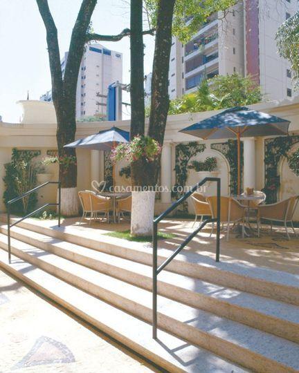 Area Externa Restaurante