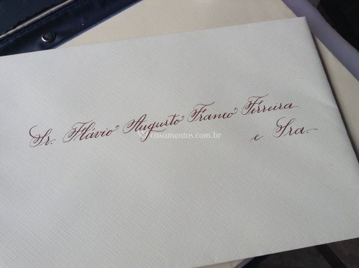 Letra cursiva inglesa
