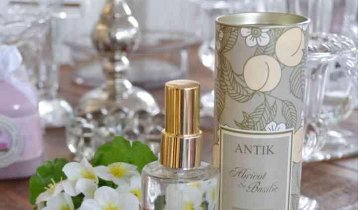 Perfumaria e Aromas
