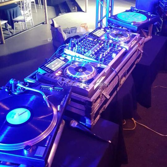 Set-up dj digão curitiba