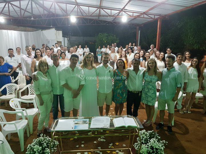 Juiz de Paz Edvaldo Lopes