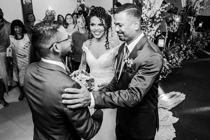 Casamento Agatha e Allan