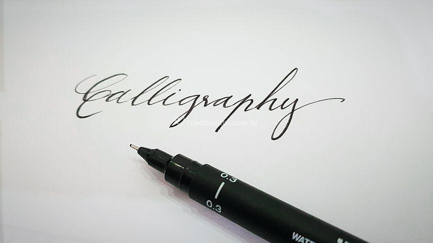 Caligrafia do Bem