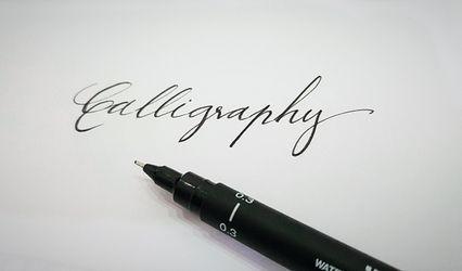 Caligrafia do Bem 1