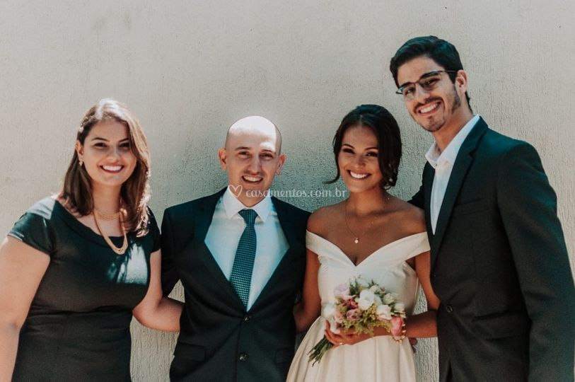 Mini Wedding - Bruna e Rafael