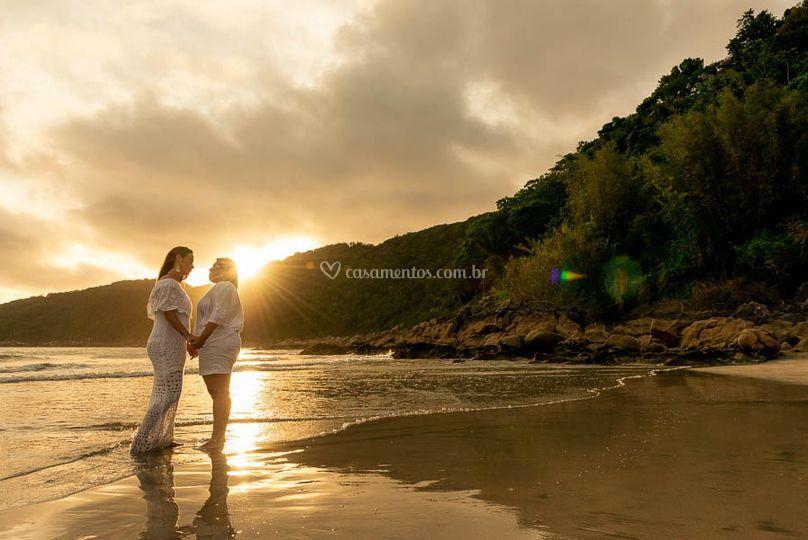 Ensaio Fotográfico Pré Wedding