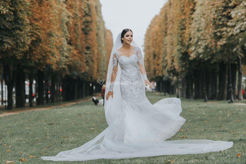 Noiva Paris