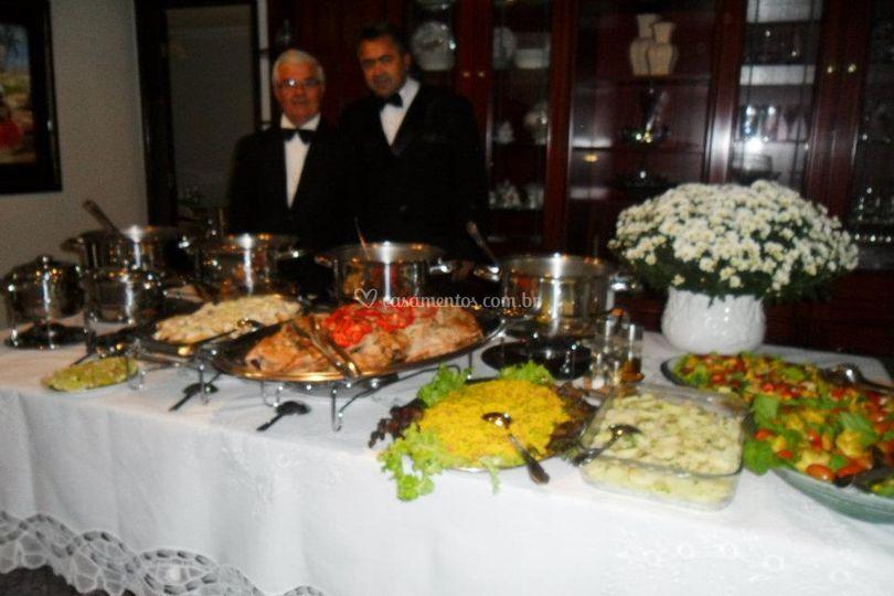 Nossas mesas
