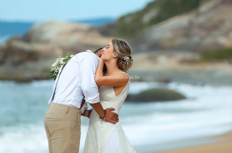 Pré wedding e wedding