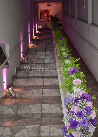 Decorações florais