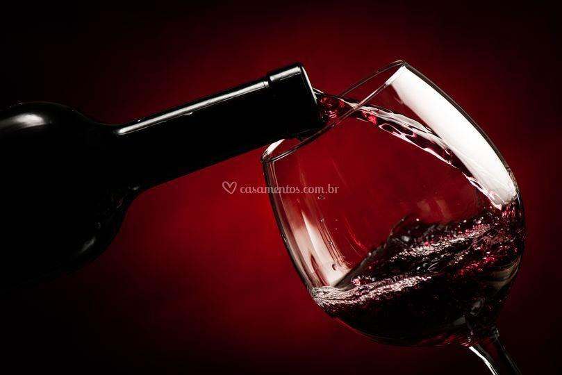 Excelente Carta de Vinhos