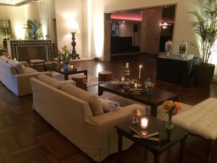 Lounge - detalhes