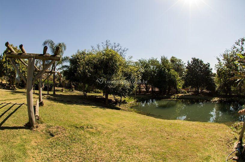 Lago Espelhado