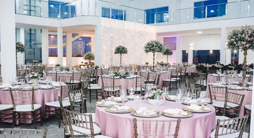 Casamento para 350 convidados
