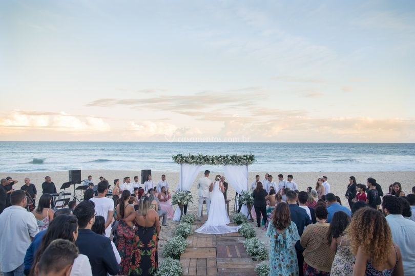 Casamento na Praia RJ