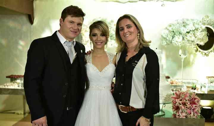 Casamento Jessica e Jandersom