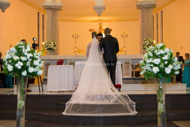 Casamento Aparecida e André