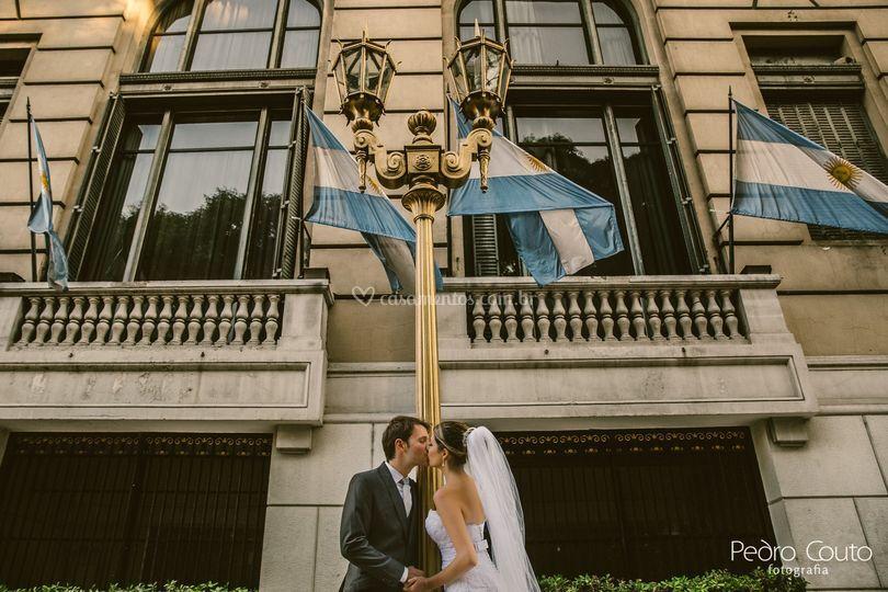 Destination Wedding Argentina