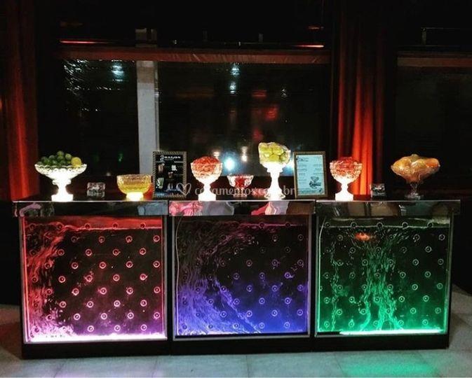 Bar de Led Acgua