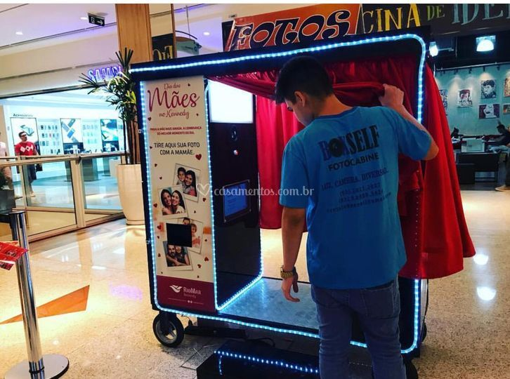 PHOTOBOOTH CART - FOTOCABINE