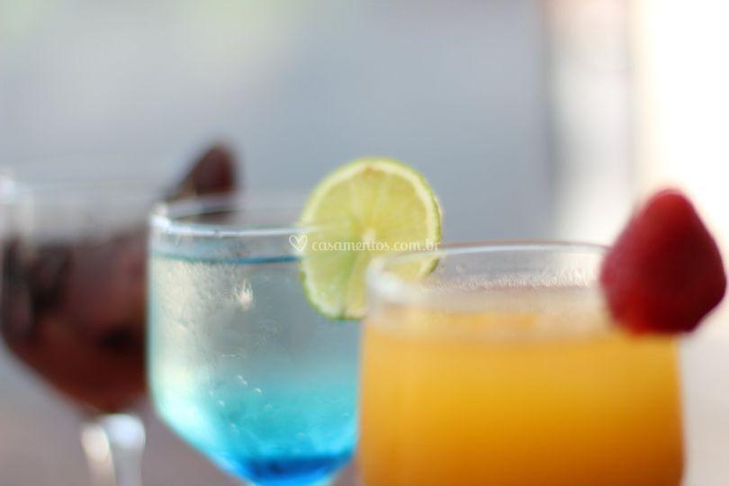 Drinks saborosos