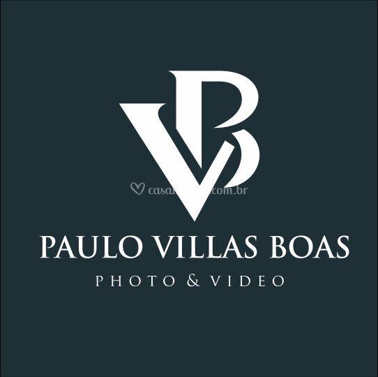 Logomarca Paulo Villas Boas