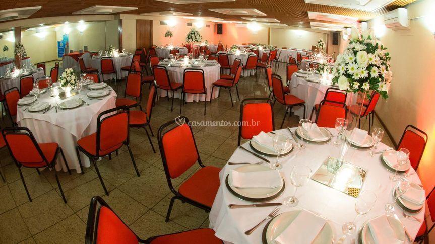 Banquete Aghata
