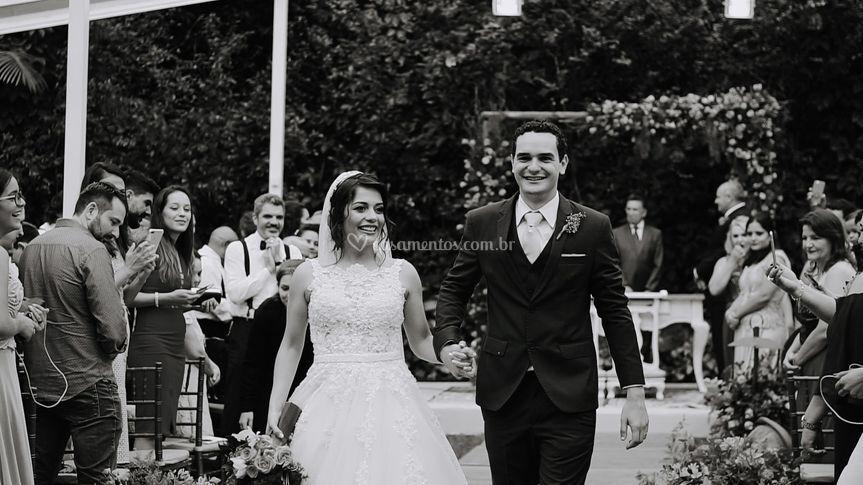 Casamento Agata e Samuel