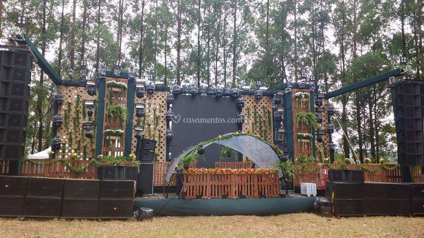 Festa Eletronica Minas Gerais