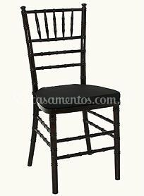 Cadeira Tiffany preta
