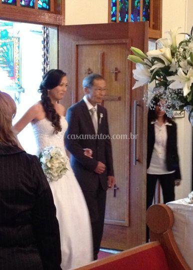 Casamento Tania e Yumi