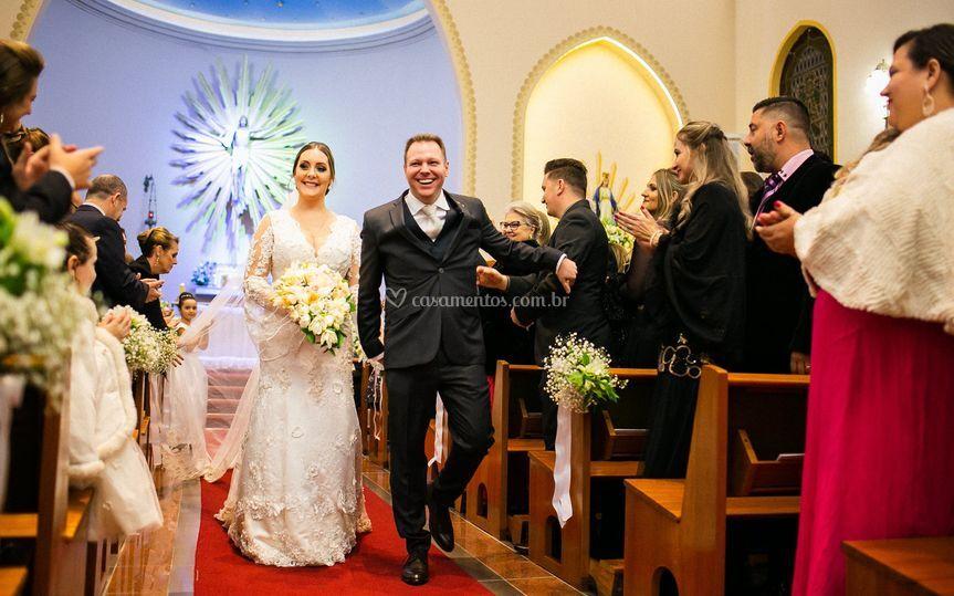 Fotos dos noivos
