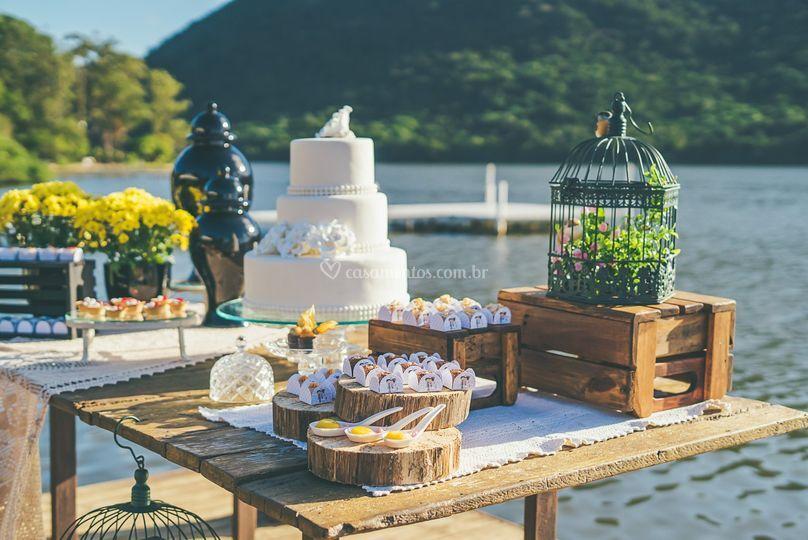 Decoração Wedding