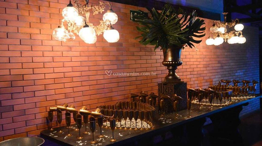 Aluguel de material para decoração e montagem eventos