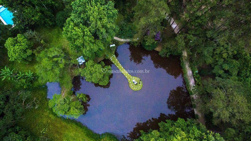 Espaço lagoa da serra