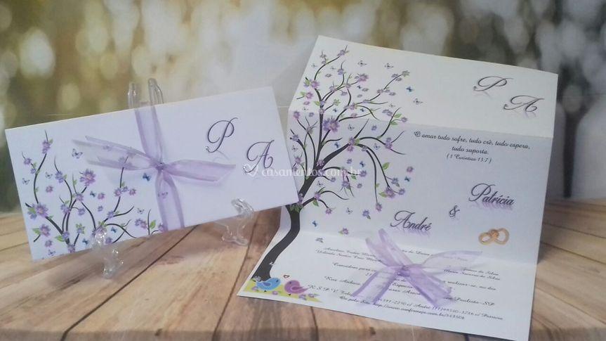 Convite Árvore II