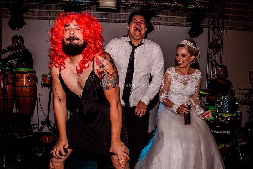 Casamento Rose e Diego