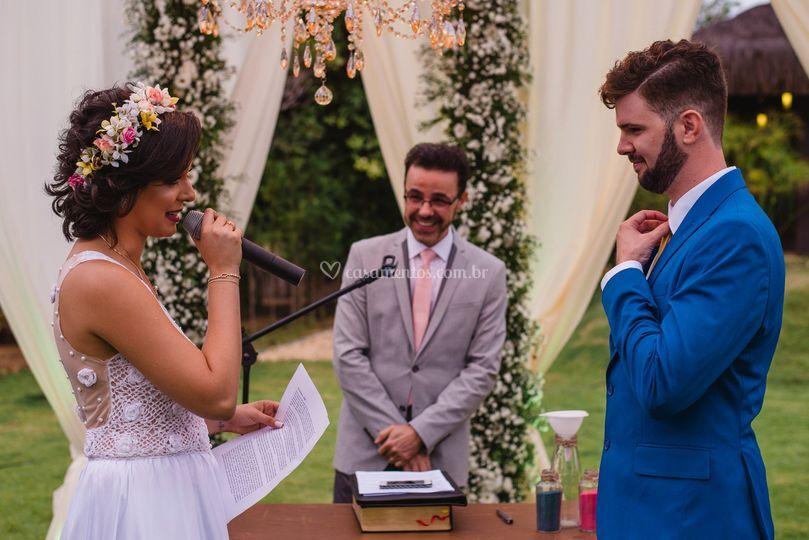 Casamento Barbara e Fayad