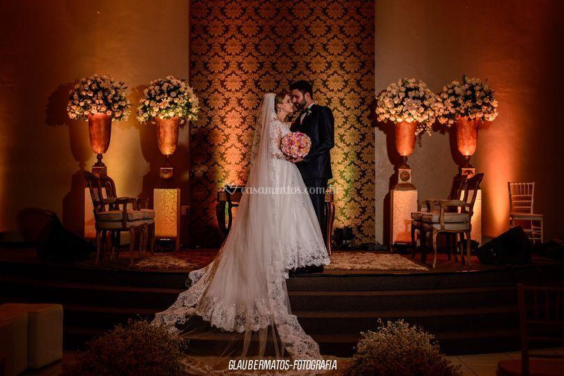 Casamento Luiz e Gecyca